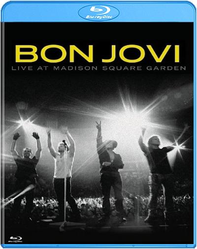 Blu ray bon jovi live at madison square garden for Bon jovi madison square garden april 13